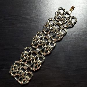 Sarah Coventry Signed Vintage Bracelet